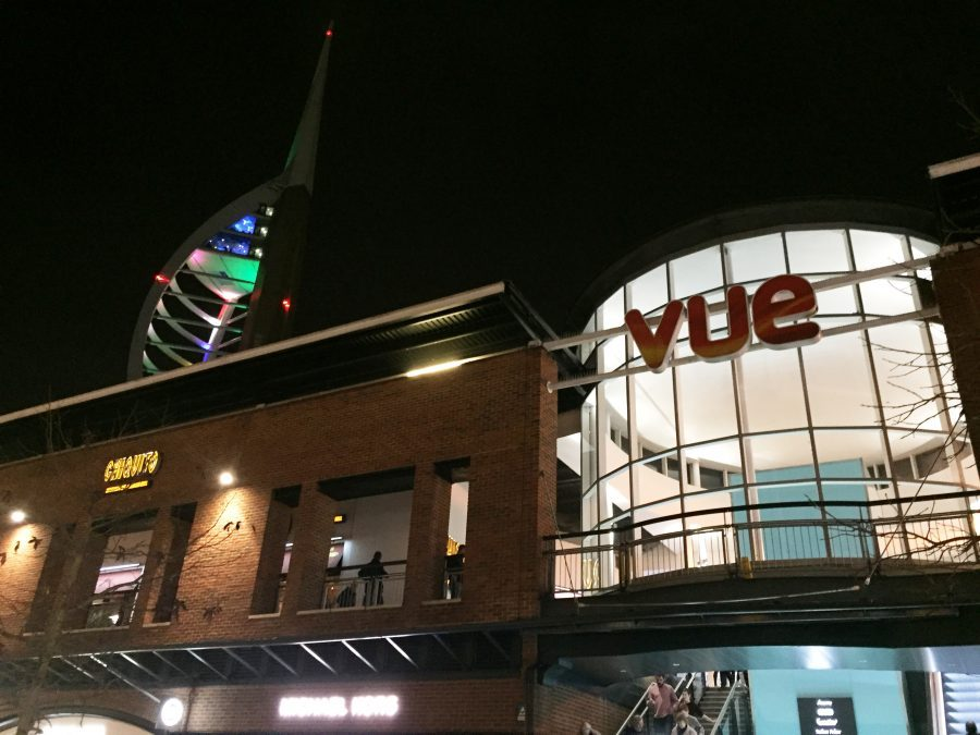 Vue Cinema Portsmouth
